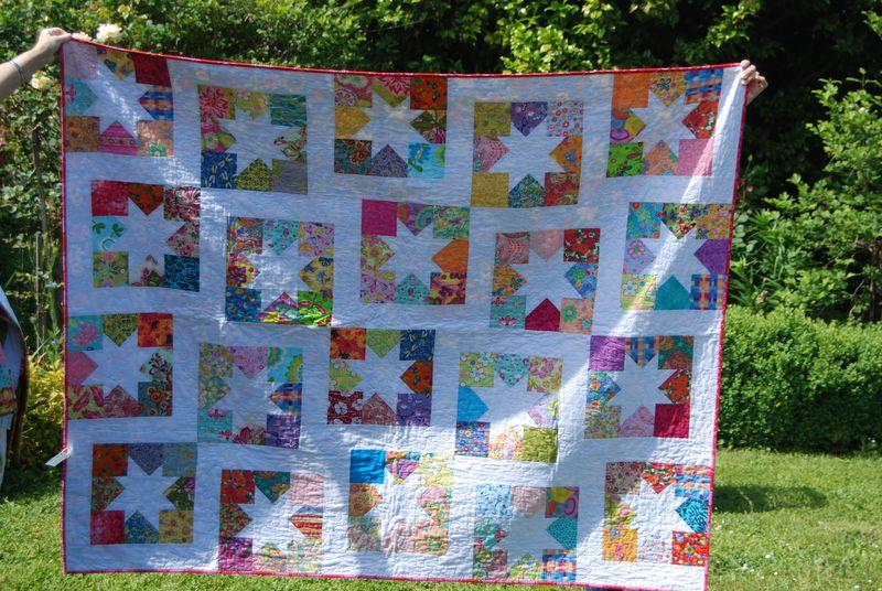 Quiltfair 3 donated quilt 3