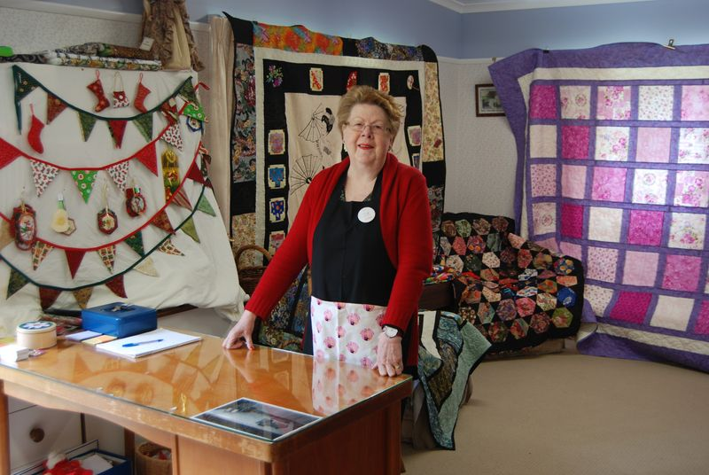 Quiltfair ready to sell