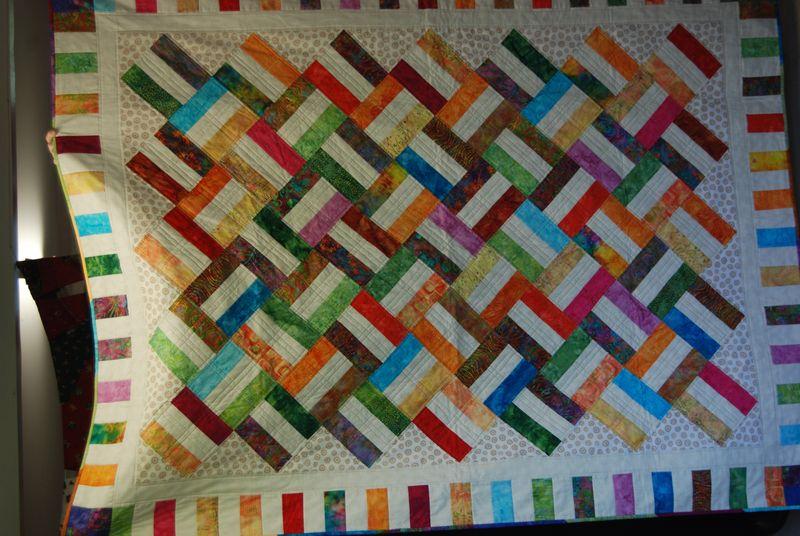 Quiltfair 2 donated quilt 1