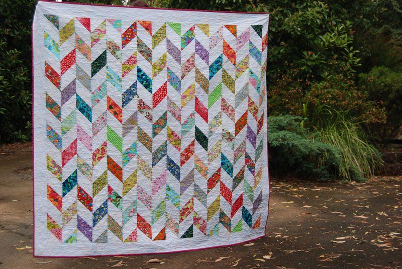 Quiltfair donated quilt 5