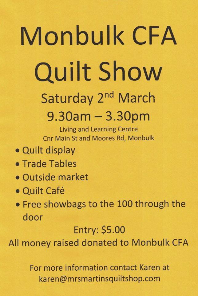 Monbulkcfaquiltshow2019