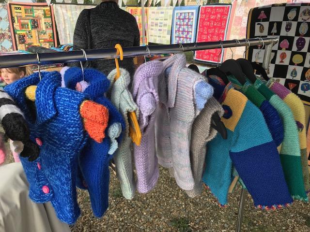 Cwa7) gorgeous CWA Pauline knits