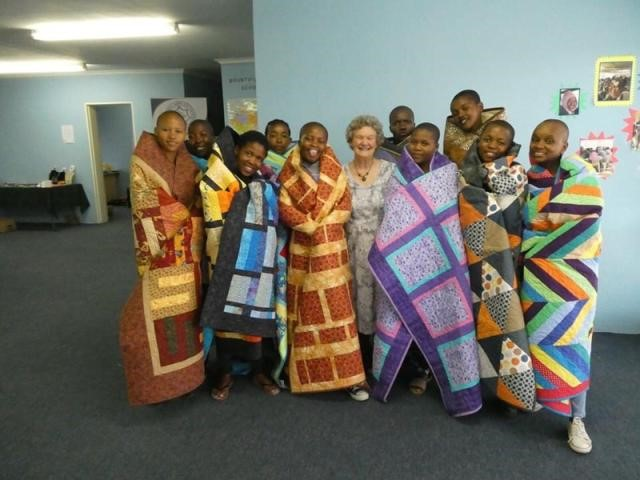 Dawn and Jewels of Hope in Lesotho